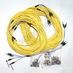 Изолированные тефлоновые кабели для датчиков древесины