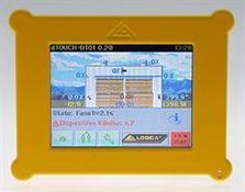 Графическийсенсорный дисплей контроллера dTouch