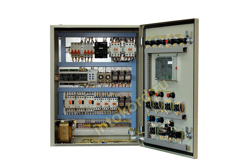 Шкаф управления сушилкой (ШУС) с пусковой и защитной аппаратурой